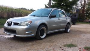 2006 Subaru Imprezza Hatch