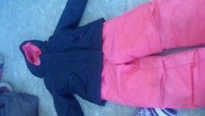 Manteau 3 en 1 pour fille