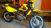 POSSIBLE TRADE- SPOTLESS 2002 DR650