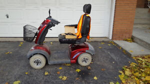 Maple Leaf Mystere Mobility Scooter