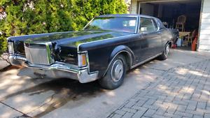 1970 lincoln continental mark3