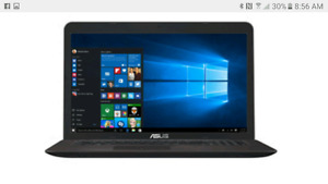"Asus 17.3"" i5 Notebook."