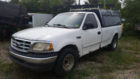 1999 Ford F-150 with Topper! Good work truck!