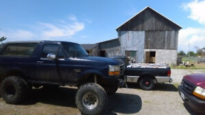 1997 Ford Bronco Eddie boure Other