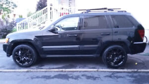JEEP GRAND CHEROKEE LAREDO 3.7l 4X4 2005 NEGOCIABLE