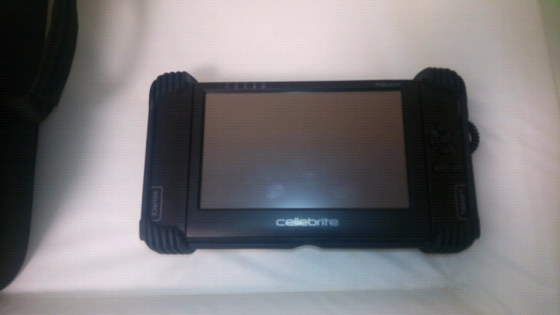 Cellebrite Ufed Touch