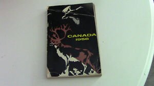 Canada 1956 Kitchener / Waterloo Kitchener Area image 1