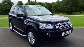 2012 Land Rover Freelander 2.2 SD4 HSE 5dr Automatic Diesel Estate