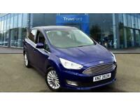 2016 Ford C-MAX 1.5 TDCi Titanium 5dr Contactless Delivery Available Manual Esta