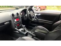 2012 Audi A3 2.0 TDI S Line 6 Speed M and B Manual Diesel Cabriolet