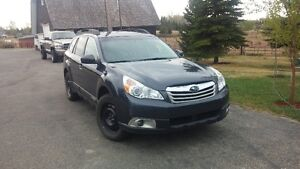 2011 Subaru Forester Limited 3.6R Extra Rims & Tires