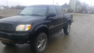 2002 TOYOTA TUNDRA ** 3,700$ OBO** MUST SELL