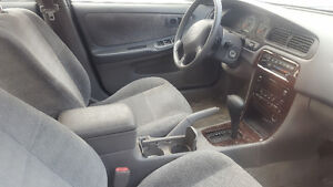 2001 Nissan Altima XE Sedan (AS-IS) Cambridge Kitchener Area image 3