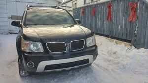 2006 Pontiac awd torrent SUV, Crossover