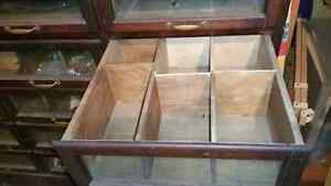 antique wooden mail cabinet Kitchener / Waterloo Kitchener Area image 5