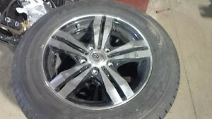 Newer Toyo tires on new mag rims