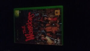 Jeux XBOX ( THE WARRIORS )