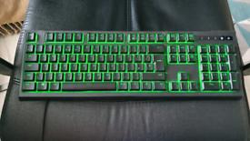 Razer chroma ornata keyboard