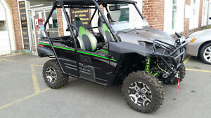 KAWASAKI TERYX DEMO GREAT PRICE AND LOTS OF OPTIONS