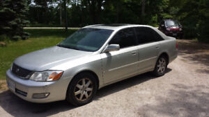Toyota Avalon For Sale, $3000 Firm!
