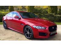 2015 Jaguar XE 2.0d (180) R-Sport Automatic Diesel Saloon