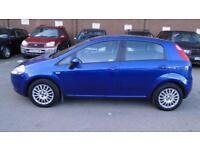 2009 Fiat Grande Punto 1.4 8v Dynamic 5dr