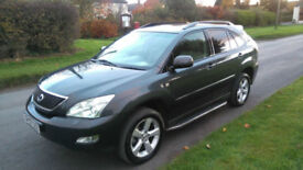 2007 LEXUS RX350 LIMITED EDITION AUTOMATIC ** 4X4, F/S/H, LEATHER, CRUISE **