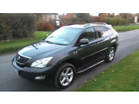 2007 LEXUS RX350 LIMITED EDITION AUTOMATIC ** F/S/HISTORY, LEATHER, CRUISE **