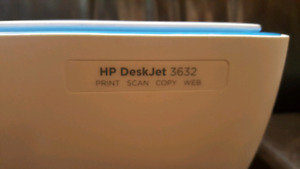 Hp deskjet print scan copy  Bluetooth