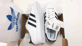 Brand new Adidas Superstar shoes in size 9 UK/ 43 EU