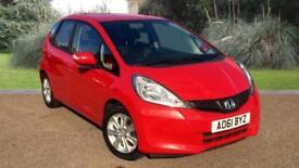 Honda Jazz 1.4i-VTEC CVT AUTOMATIC HATCHBACK PETROL 2012MY ES RED