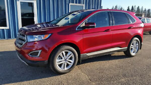 """WOW Take a Look"" 2015 Ford Edge SEL AWD SUV,"
