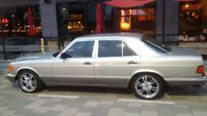 1989 Mercedes-Benz 300-Series 300SE Other