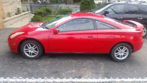 2000 Toyota Celica Coupe (2 door)
