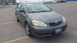 2007 Toyota Corolla MINT CONIDITION!