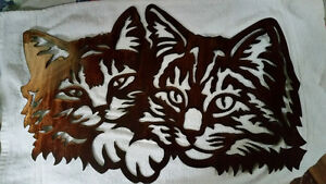 CAT ART VERY UNIQUE