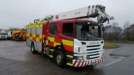 2009 (09) SCANIA P310 CREW CAB FIRE ENGINE