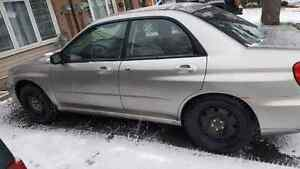 2005 Subaru Impreza RS All wheels drive Cambridge Kitchener Area image 2