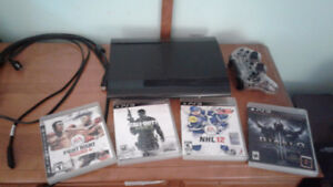 Sony Playstation 3 with Wireless Controller