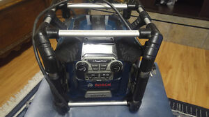 Bosch stereo with subwoofer