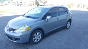2009 Nissan Versa SL safetied and etested