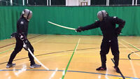 Looking to start a Historical Fencing Study Group
