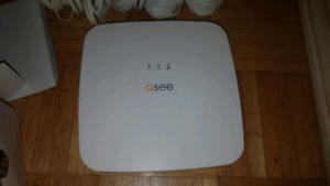 QSee 960H 4Ch 4Cam 900TVL 500GB Security Camera Kit