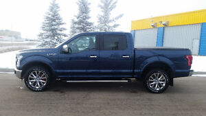 2016 Ford F-150 SuperCrew Lariat Pickup Truck (Reduced!)
