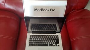 "13.3"" MacBook Pro laptop i5 in good condition (mid 2012)"