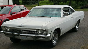 1965 Impala Parts for Sale and Wanted