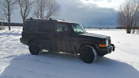 2006 Jeep Commander Loaded SUV, Crossover