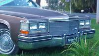 Cadillac Coupé Deville ''84 très propre