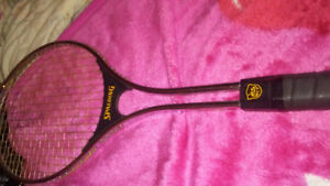 For sale Spalding tennis racket $80.00 firm.