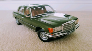 NOREV MERCEDES 450SEL 1976 DIECAST MODEL CAR